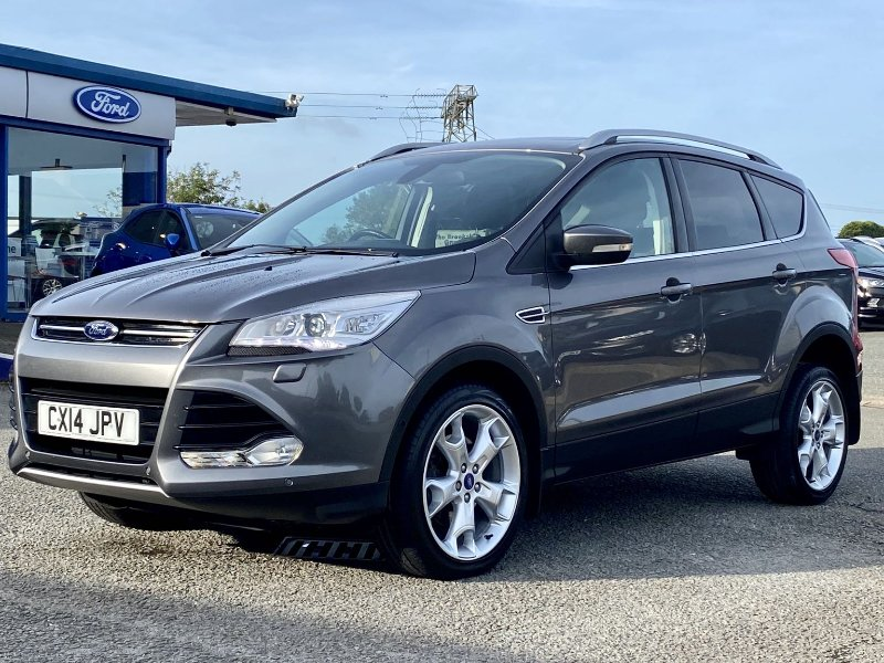 Sold 2014 Ford Kuga 2.0 TDCi 163 Titanium X 5dr, Anglesey ...