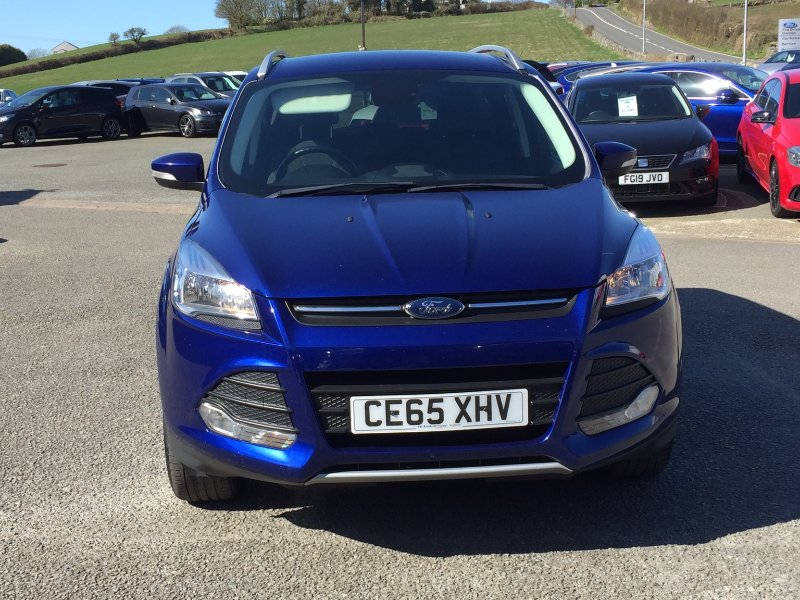 Sold 2015 Ford Kuga 2.0 TDCi 150 Zetec 5dr 2WD, Anglesey ...